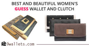 Best and beautiful Women's Guess Wallet and Clutch