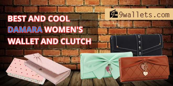 Best and cool Damara Women's Wallet and Clutch