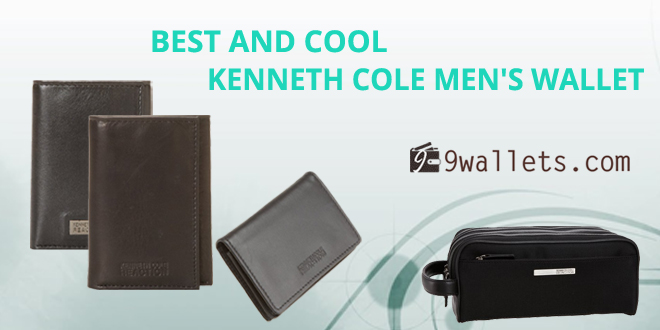 Best and cool Kenneth Cole Men's wallet