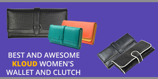 Best and awesome KLOUD Women's Wallet and Clutch