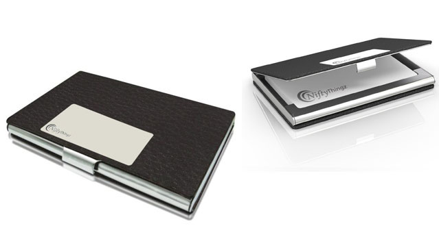 05 Business Card Holder Luxury Business Name Multi Card