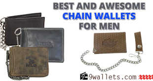 BEST AND AWESOME CHAIN WALLETS FOR MEN 2014