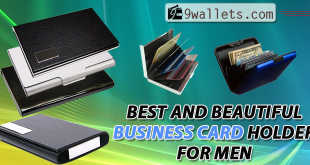 Best and beautiful business card holder for men 2014