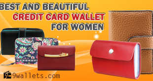 Best and beautiful credit card wallet for women