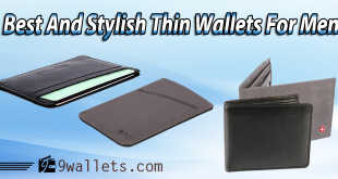 Best and stylish thin wallets for men