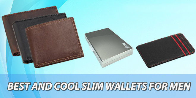 Best And Cool Slim Wallets For Men Updated 2017 Best