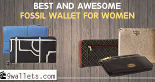 Best and awesome Fossil wallet for women
