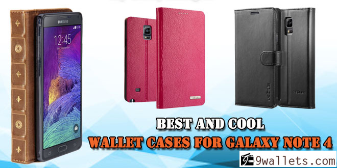 b424b1f99ab Best wallet cases for Galaxy Note 4 (Updated Oct. 2016) - TheNewWallet