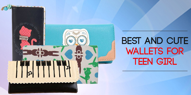 Best and Cute Wallets For Teen Girl