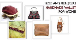 Best and beautiful handmade wallets for women