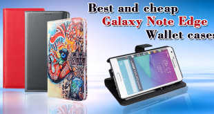 Best and cheap Galaxy Note Edge Wallet cases
