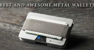 Best and awesome metal wallets