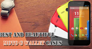 Best and beautiful Moto G wallet case