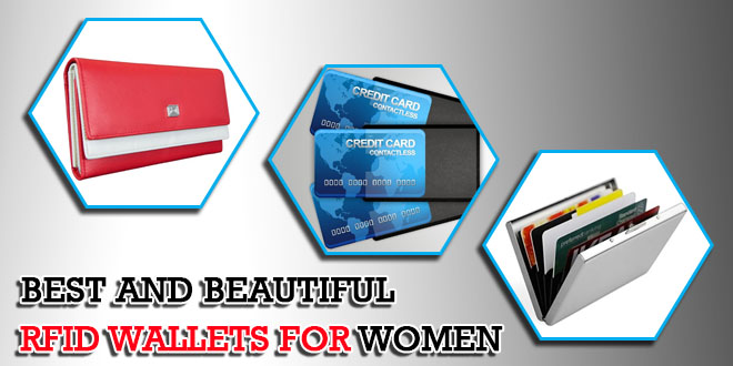 Best and beautiful RFID wallets for women