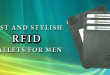 Best and stylish RFID wallets for men
