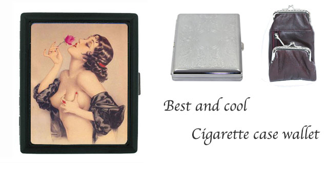 Best And Cool Cigarette Case Wallet Best Wallets 2015 2016