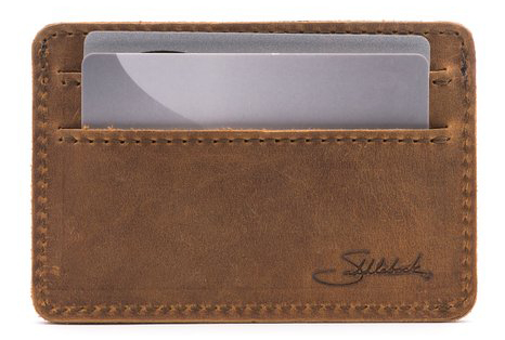 men mini wallet front pocket
