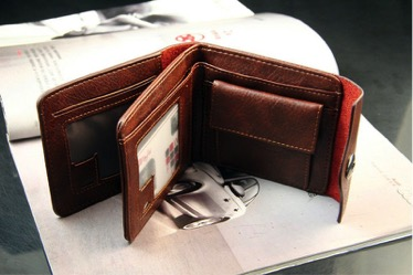 2. Wallets with little compartments