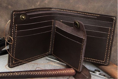 Generating handcrafted wallets greatly help communities