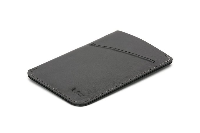06. Bellroy Men's Leather Card Sleeve Wallet