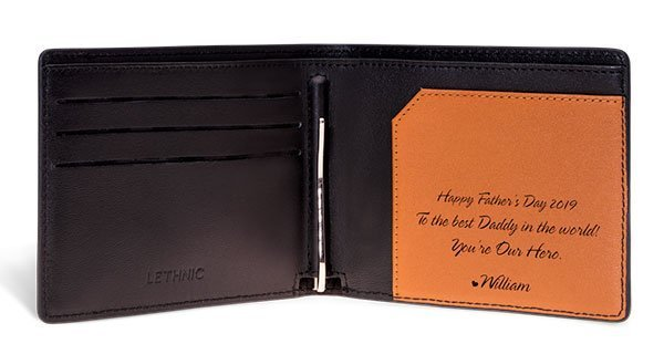 Best Personalized Wallets For Men in 2019 To Give On Special