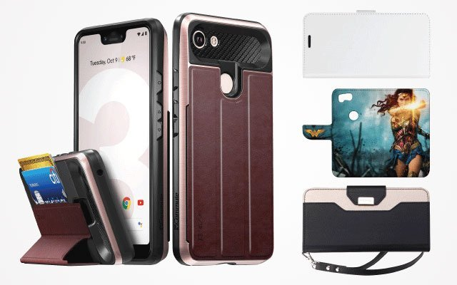 afa4bc267dca 8 Best Pixel 3 and 3 XL Wallet Case in this 2019 - TheNewWallet
